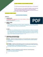Orientaciones Xra. El Plan Desarrollo Personal