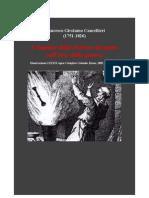 CANCELLIERI Francesco. Gunpowder as Revolution in Military Affairs. Roma 1809