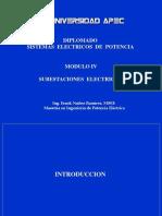 Diplomado SEP - Módulo IV - SUBESTACIONES ELECTRICAS.pdf