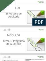 Curso plan y ejec de auditorías Mod 1