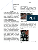 INFORME DE MOVIMIENTO RECTILINEO UNIFORMENTE ACELERADO-1