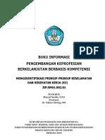 1. Buku Informasi-Mengidentifikasi Prinsip-Prinsip K3.pdf