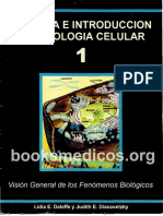 Introducción a la Biología Celular