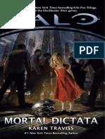 17. Halo Mortal Dictata