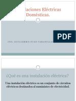 INSTALACIONES ELECTRICAS PROTECCION.TIERRA.INTERRUPTORES