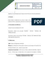 P-RT-05 - Inspeccion de Frenos.docx