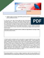 TALLER SOBRE CLASIFICACIÓN DE SECUENCIAS ARGUMENTATIVAS SOBRE LA PENA CAPITAL.docx