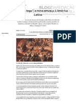 """""""Soldados de toga"""", a nova ameaça à América Latina - Outras Palavras"""