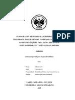 Peningkatan Keterampilan Membaca Intensif Teks Profil Tokoh Dengan Pendekatan Kontekstual Komponen Inquiry Pada Siswa Kelas Vii b Smpn 10 Semarang Tahun Ajaran 2005-2006