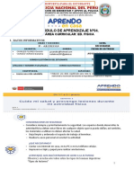 3° GRADO - EDUC. FISICA