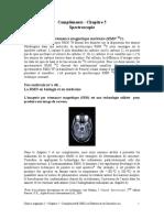 05 Spectroscopie Par Resonance Magnetique Nucleaire (RMN 13C)