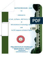 PG 2020 Information Brochure - 5 March 2020