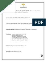 RESP. SOCIAL - Documento de Reflexión Reconocimiento de Acciones Socialmente Responsables (1)