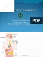 INTRO TO THE FUNCTION OF THYROID GLAND 31 Jan  2018.ppt