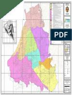 División Política Administrativa Urbana - Comunas floridablanca