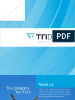 Tridens Brochure