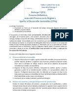 Guía Entrega 3 Taller 2 2020-I