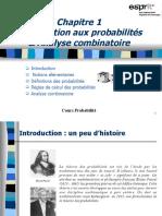 chapitre 1 Introduction à la probabilité.pptx