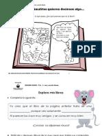 PSL 2 Leer y Escribir Fábulas
