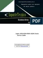 Service Manual Acer Aspire 4520 4220 4520G 4220G
