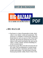 Case Study of Big Bazar@21d