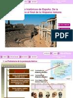 1. T. 1 Da prehistoria ao final do reino visigodo