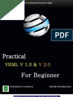 VRML e-book