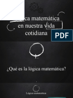 Lógica matemática en la vida cotidiana