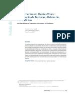 Ed.13 - Clareamento em Dentes Vitais - Associac_ao de Tecnicas - Relato de Caso Clinico