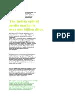 Indian Optical Media Market