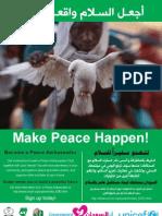 Peace Ambassador Poster