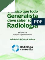 06 - Radio Fisiológica de Abdome