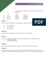 Physics Worksheet 55