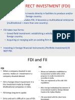 FDI, FII.pptx
