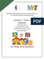 Act12 SIM-ERP LaTiendaDeLaEducadora