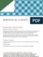 SERVICIO AL CLIENTE-fase 5