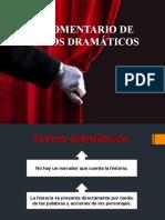 El comentario de textos dramáticos.pptx