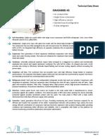 Daikin Air Cooled Liquid Screw Chiller EWAD400D-XS-CUAL