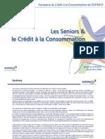 Les séniors et le crédit à la consommation