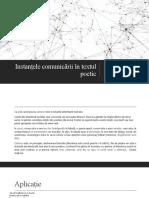 Instantele comunicării in textul poetic.pptx