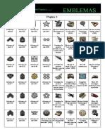 Emblemas.modern Warfare 2