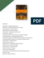 Sinopses de Livros - Vol. 122