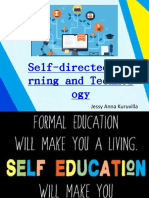 Self Directed Learning Jessy