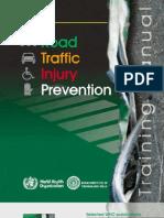 Road Traffic Injury Prevention Manual