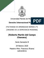 ADA 2 Roberto Martin6B
