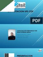 Ups-CDP