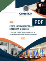 ABC de la CORTE IDH