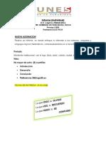 INFORME DE LOGICA Y MATEMATICA