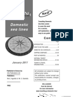 Greek Island Ferries Sea Schedules January 2011