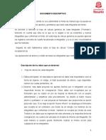 Documento Descriptivo Proyecto Final